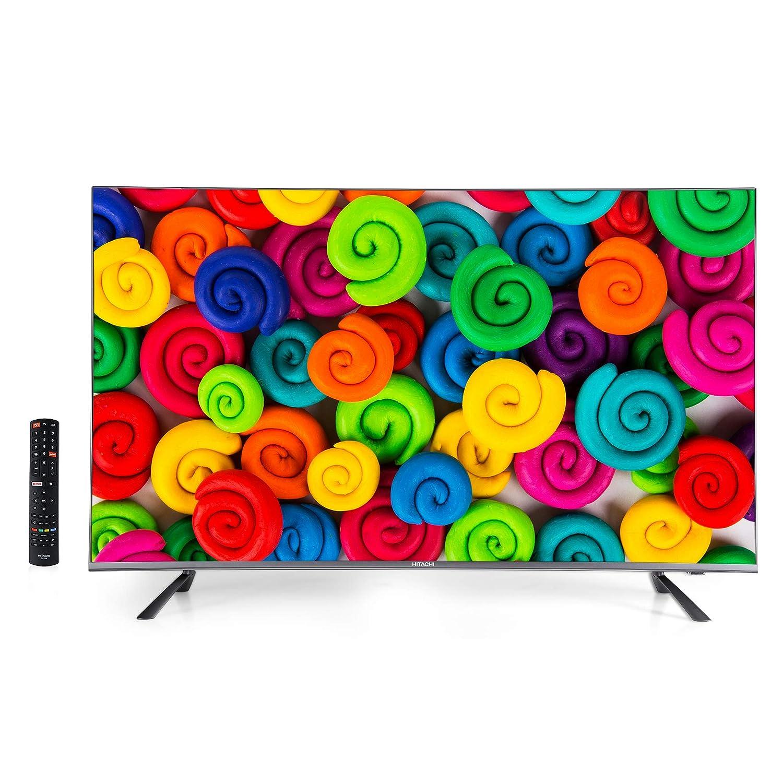 hitachi 4k Ultra tv