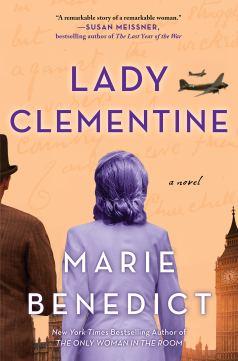Amazon.com: Lady Clementine: A Novel (0760789271700): Benedict ...
