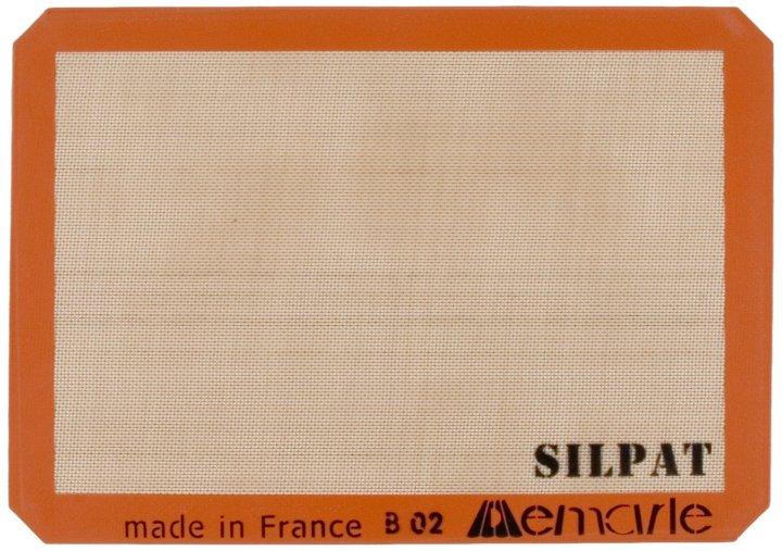 Silpat Non-Stick Silicone Baking Mat -- Various Sizes
