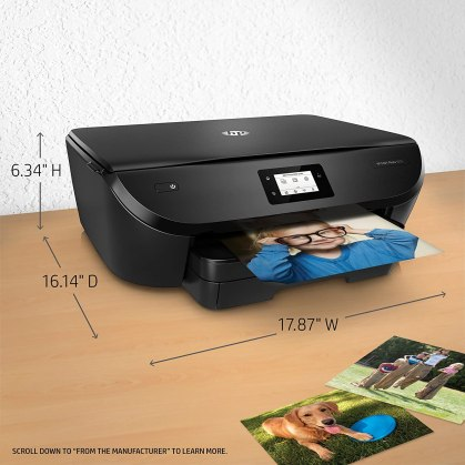 HP Envy Photo 6255All in One Photo PrinterBlack Friday Deal 2019