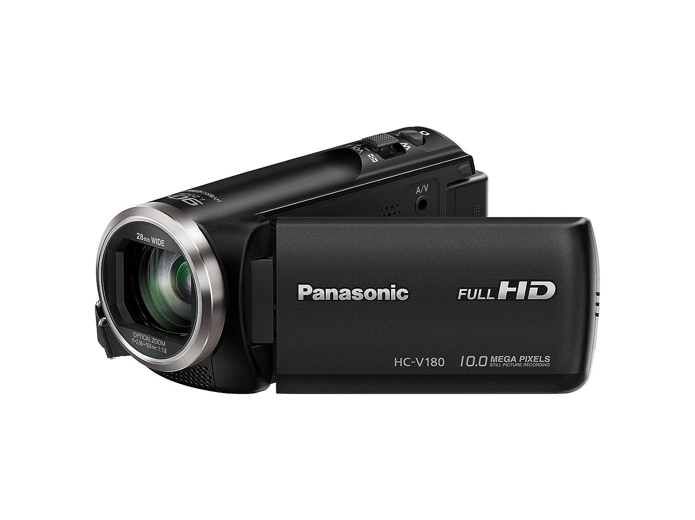 Panasonic Full HD Camcorder HC-V180K