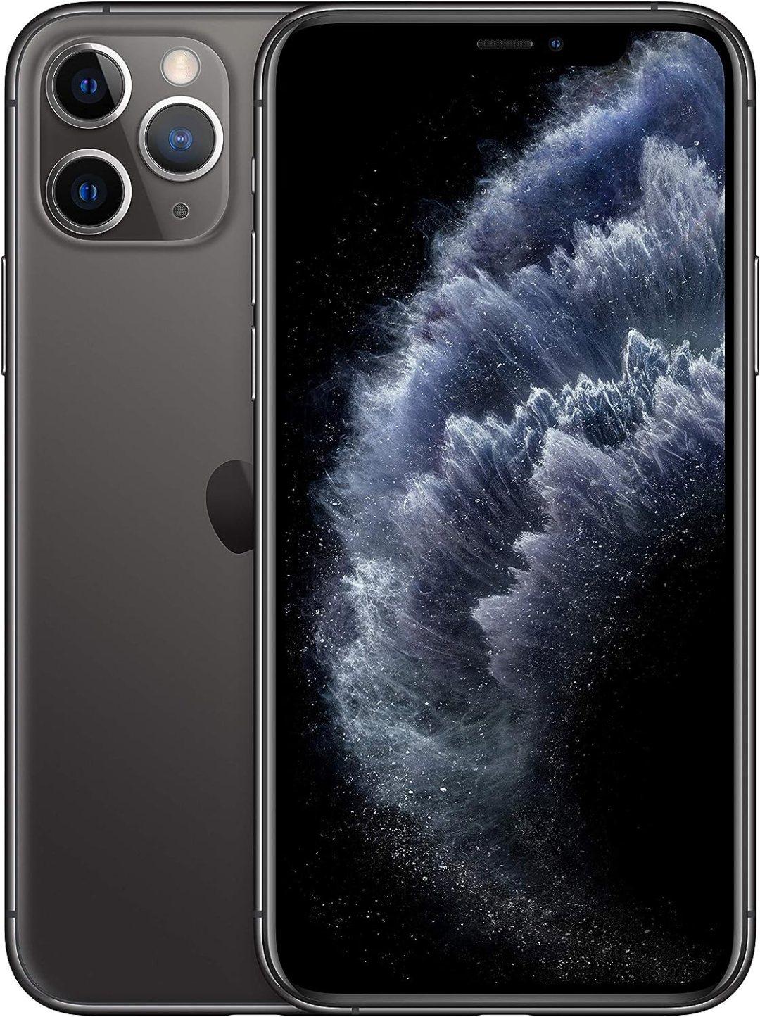 Apple iPhone 11 Pro (256Go) - Gris Sidéral