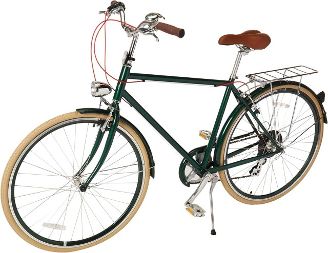 Retrospec Bicycles Sid-7 Hybrid Urban Commuter Road Bicycle