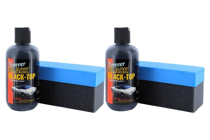 Image result for Forever Car Care Products FB813 BLACK Black Top Gel and Foam Applicator