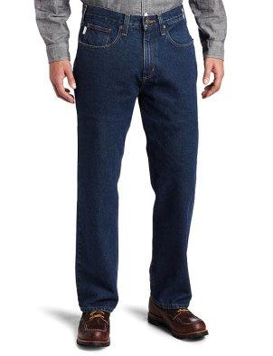 Carhartt Men's Relaxed Straight Denim Five Pocket JeanBlack Friday Deals