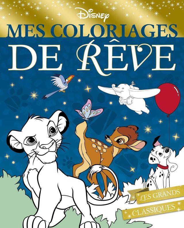 DISNEY - Mes Coloriages de Rêve: .: . : Disney: Amazon.de: Bücher