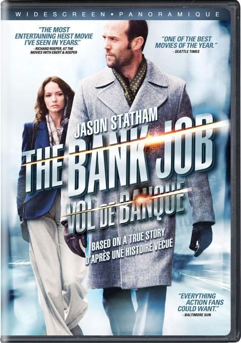 Download The Bank Job (2008) Full Movie in Hindi Dual Audio | 480p