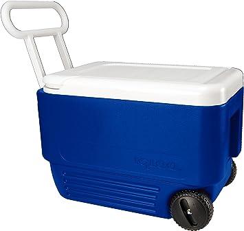Amazon | igloo(イグルー) ホイールクーラー 38 クーラーボックス (36L) マジェスティックブルー #45004 | イグルー( Igloo) | クーラーボックス