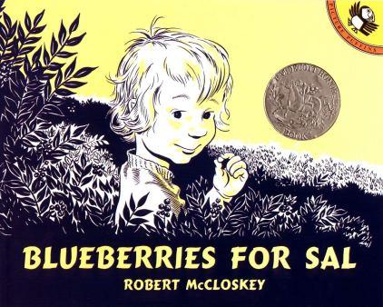 Blueberries for Sal: McCloskey, Robert: 9780140501698: Amazon.com: Books