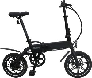 WHIRLWIND C4 Lightweight 250W Electric Bike