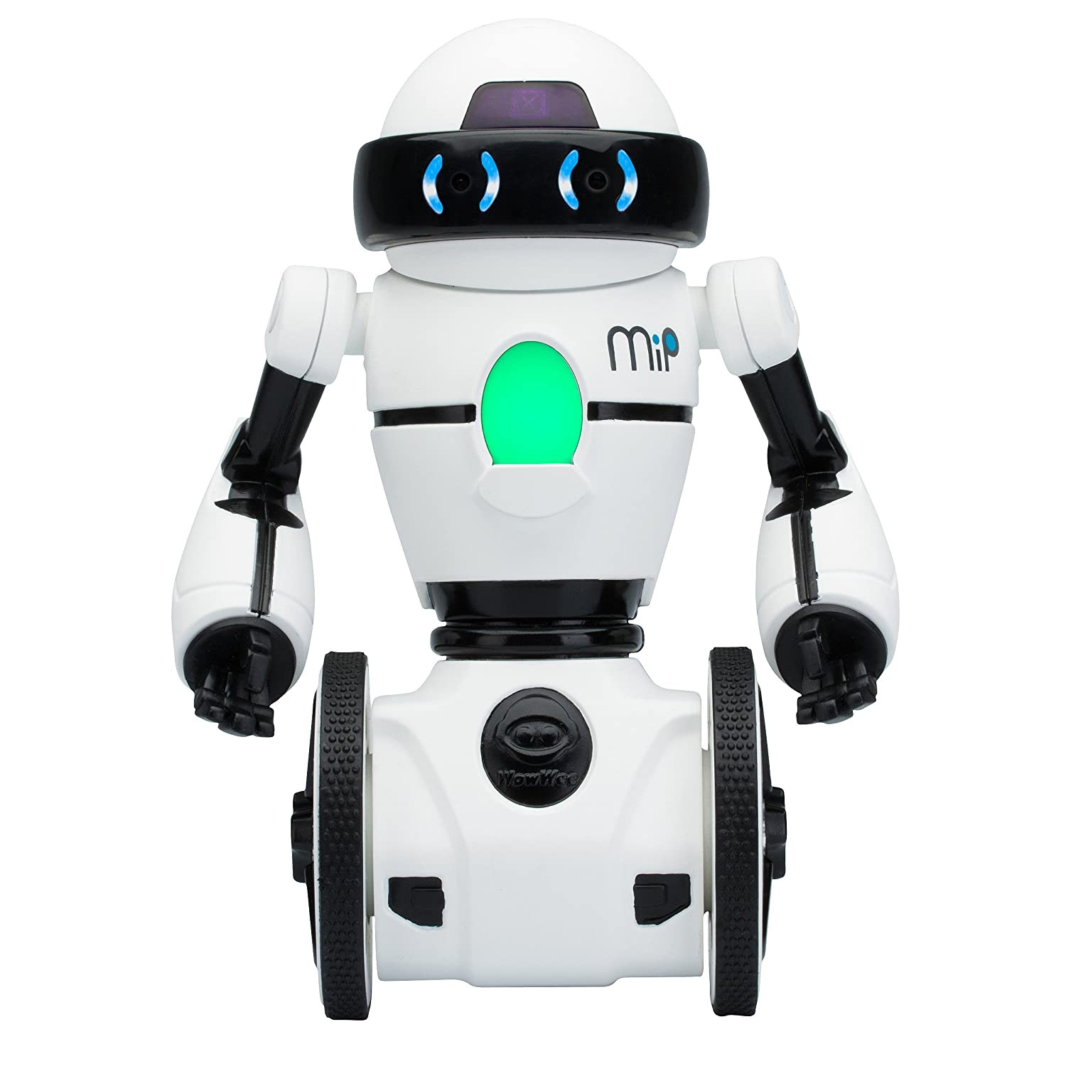 WowWee MiP Robot, White/Black, One Size