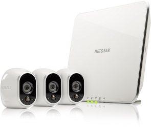 Arlo vidéo surveillance