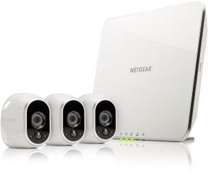 caméra de surveillance sécurité arlo avis test