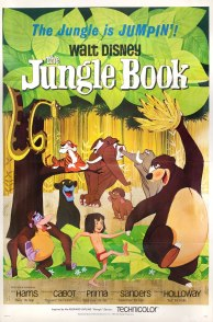 The Jungle Book 1967 U.S. One Sheet Poster at Amazon's Entertainment Collectibles Store