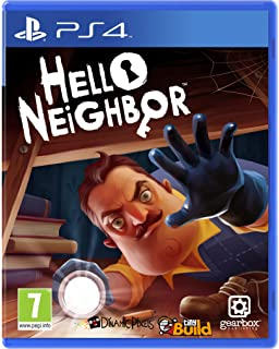 Amazoncom Hello Neighbor Hide Seek Playstation 4