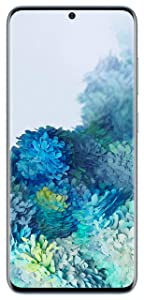 Samsung Galaxy S20 (Cloud Blue, 8GB RAM, 128GB Storage) with No Cost EMI/Additional Exchange Offers