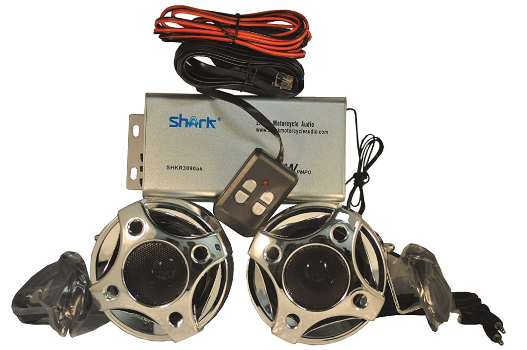 Shark Motorcycle Audio Installation Instructions Motorview