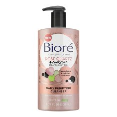Image result for biore rose quartz cleanser