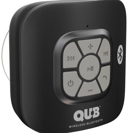 AquaAudio Cubo – Portable Waterproof Bluetooth Speaker