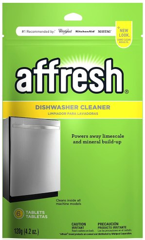 Affresh Dishwasher Cleaner Review