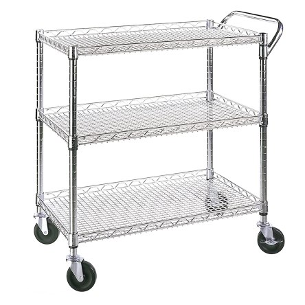 Seville Classics All-Purpose Utility Cart Black Friday Deal 2019