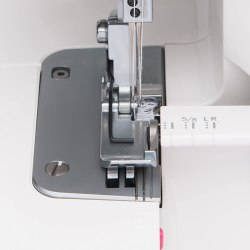 Janome 7933 serger review& Features