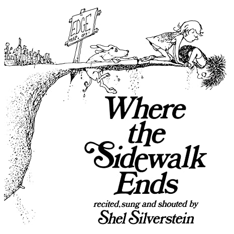 Shel Silverstein - Where The Sidewalk Ends - Amazon.com Music