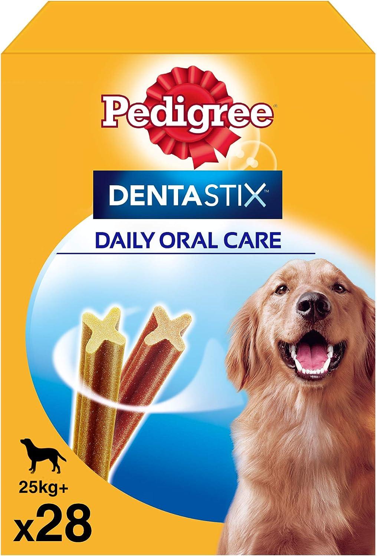 Dentastix de uso diario para la limpieza dental