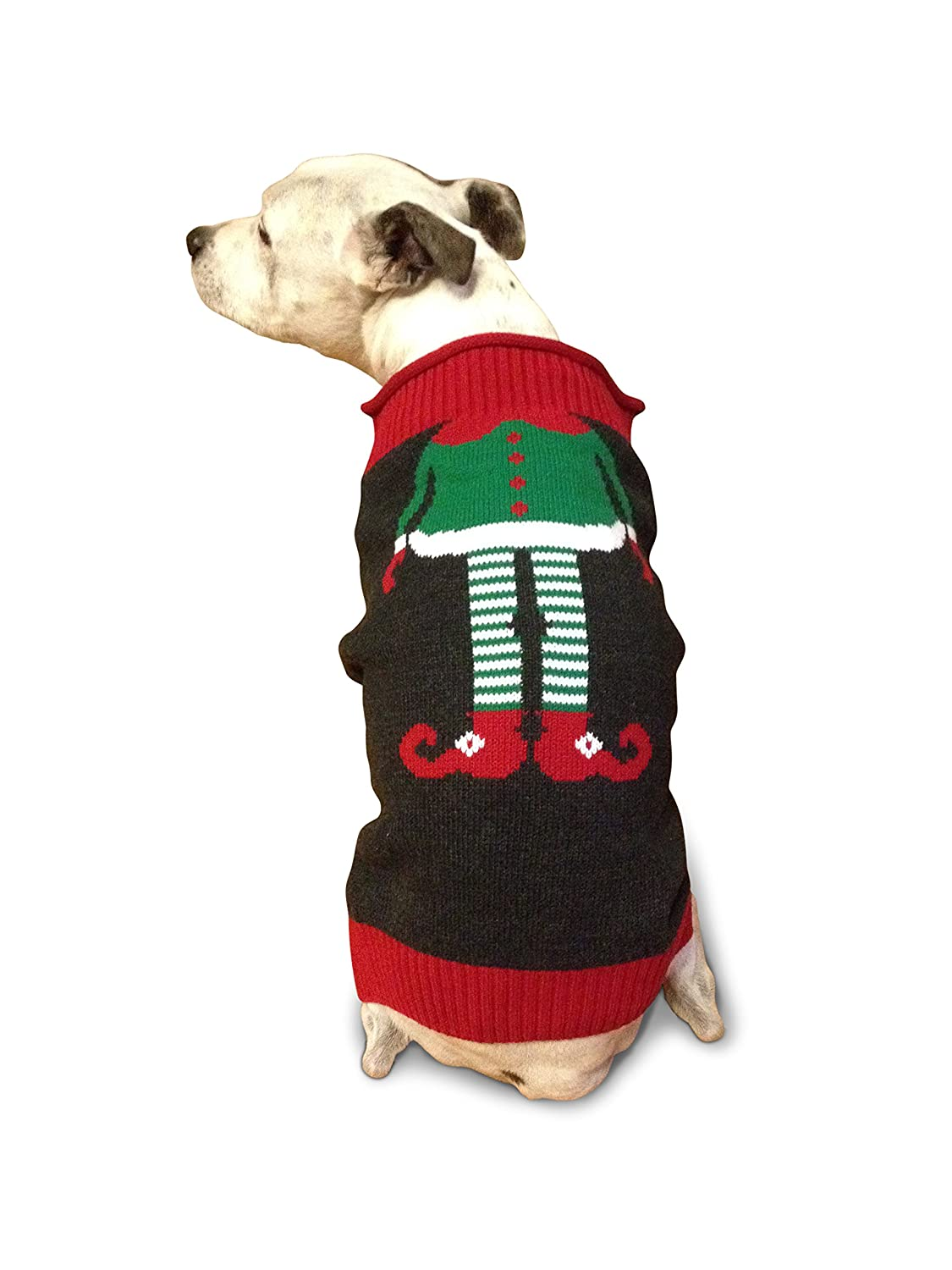 Ugly Christmas Sweaters For Dogs Dash The Basset