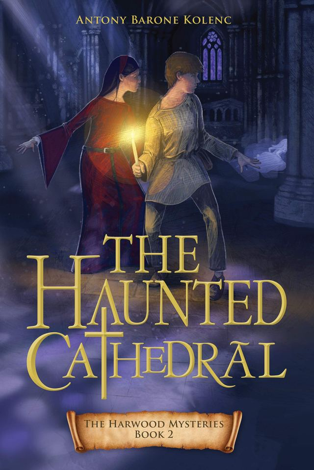 haunted cathedral cover by kolenc