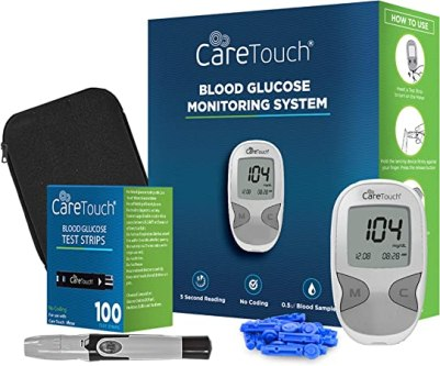 Care Touch Diabetes Testing Kit