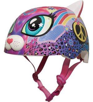 Best Skateboard Helmet: Raskullz Kitty Cat Bike Helmets