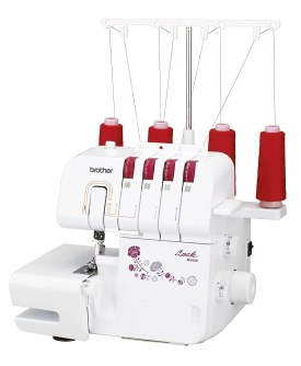 brother m343d overlock sewing machine