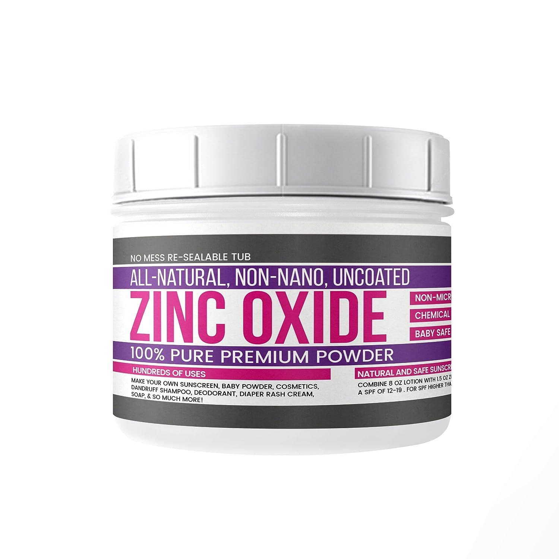 Non-Nano Zinc Oxide Powder (1.5 lb.)