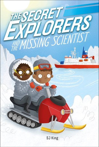 Amazon.com: The Secret Explorers and the Missing Scientist: 9781465499899:  King, SJ: Books