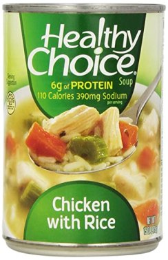 Image result for healthy choice chicken soup