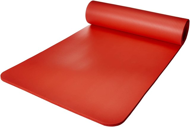 Travel Yoga Mat with Carry Bag