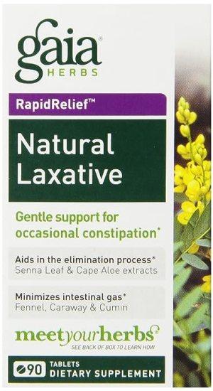 Natural Laxative Gaia Herbs