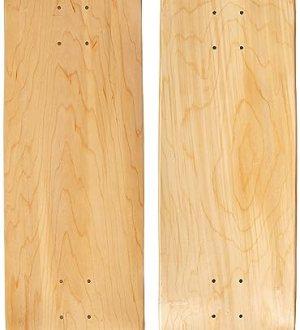 best skateboard decks: Moose Blank Skateboard Deck (Natural)