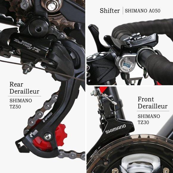 EUROBIKE Road Bike XC550 review