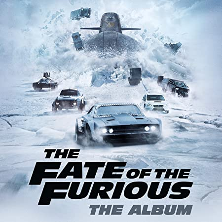 The Fate Of The Furious: The Album (Explicit)(2LP w/Digital Download)