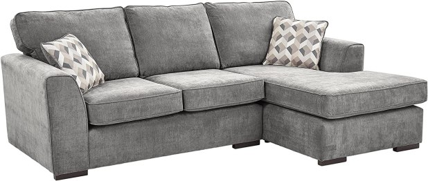 tesco boston right hand corner sofa. Black Bedroom Furniture Sets. Home Design Ideas