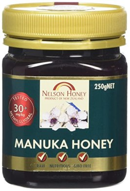 Nelson Honey Manuka Honey30+ 250 grams