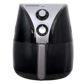 BLACK+DECKER HF110SBD PuriFry Oil Free Air Fryer
