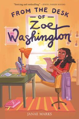 From the Desk of Zoe Washington: Marks, Janae: 9780062875853: Amazon.com:  Books