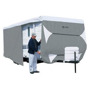 Classic Accessories - best travel trailer covers for winter and snow
