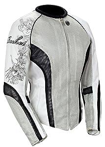 Joe Rocket Cleo 2.2 Women's Mesh Motorcycle Riding Jacket