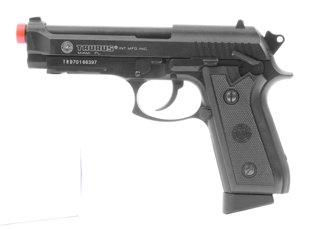 Soft Air PT99 Taurus Co2 Full Auto Metal Blowback Pistol