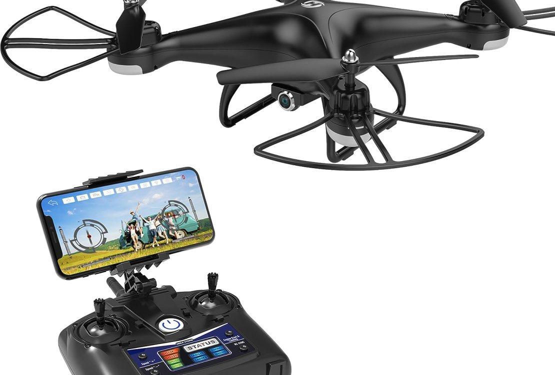 81TJDAyhPAL. SL1500  - 10 Best Drones 2019