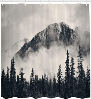 Ambesonne National Parks Shower Curtain